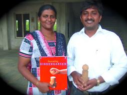 Fröbel-Bildungszentrum Machilipatnam/Indien