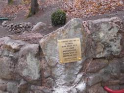 Die Fröbelsruhe in Sonneberg - Ein Denkmal erwacht aus dem Dornröschenschlaf....