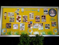 Kindergarten Koh Chang/Thailand